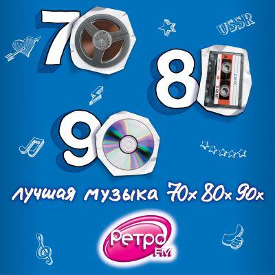 Музыкальная база радиостанции Ретро FM
