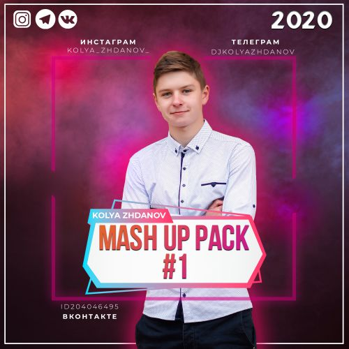 Kolya Zhdanov - Mash Up Pack #1 [2020]