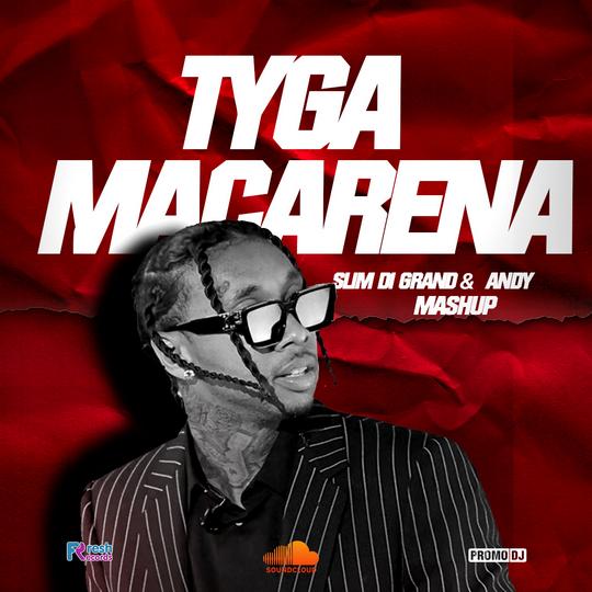 Tyga - Ayy Macarena (Slim Di Grand & Andy Mash-Up) [2020]