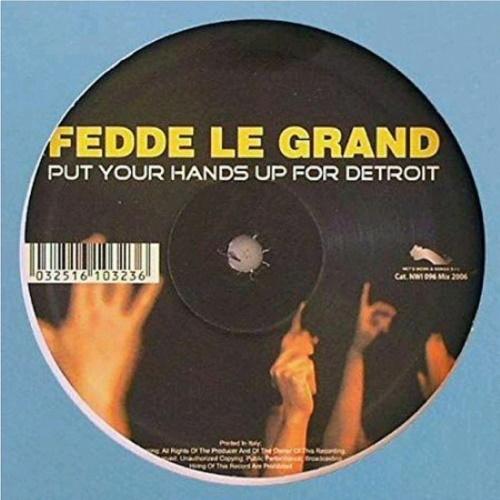 Fedde Le Grand - Put Your Hands Up For Detroit (Harvey Ross Remix) [2020]
