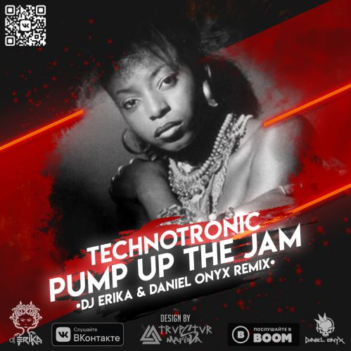Technotronic - Pump Up The Jam (Dj Erika & Daniel Onyx Remix) [2020]