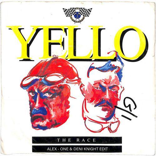 Yello - The Race (Alex-One & Deni Knight Edit) [2020]