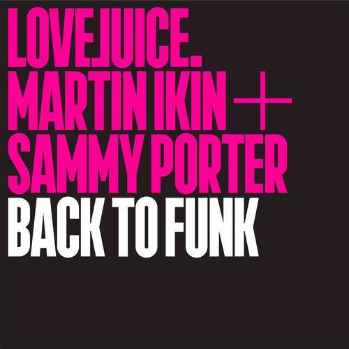 Martin Ikin & Sammy Porter - Back To Funk (Extended Mix) [2020]