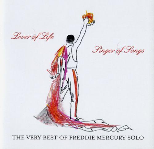 Freddie Mercury - Living On My Own (The Egg Remix) [2006]