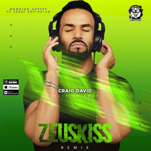 Craig David - Walking Away (Zeuskiss Remix) [2020]