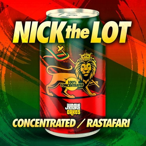 Nick The Lot - Concentrated; Rastafari (Original Mix's) [2020]