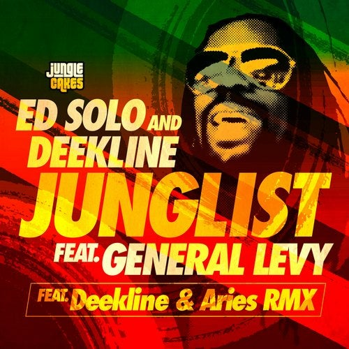 Ed Solo & Deekline feat. General Levy - Junglist (Instrumental Mix; Deekline & Aries Remix's) [2020]