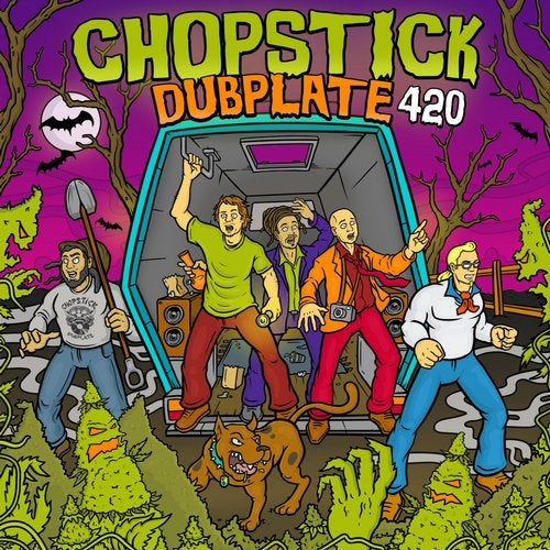 Chopstick Dubplate feat. Cheshire Cat - Police Officer; Just The Herbs (Grimesy & Speaker Louis; Manual Remix's) [2020]
