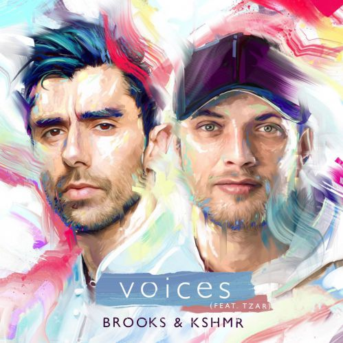 Brooks  Kshmr feat Tzar - Voices (Extended Mix) [2020]