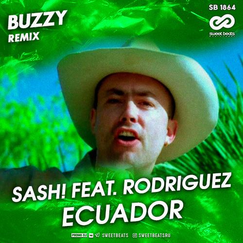 Sash feat. Rodriguez - Ecuador (Buzzy Remix) [2020]