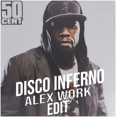 50 Cent, Derrix & Satik - Disco Inferno Touch (Alex Work Edit) [2020]