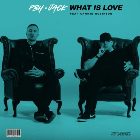 Pbh & Jack feat. Cammie Robinson - What Is Love (Extended) [2020]