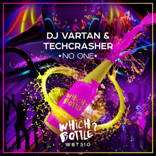 DJ Vartan & Techcrasher - No One (Radio Edit; Original Mix) [2020]
