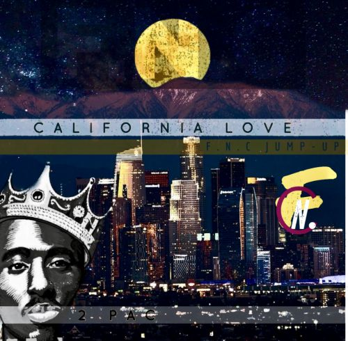 2 Pac x Volac - California love (F.N.C Jump-Up) [2020]