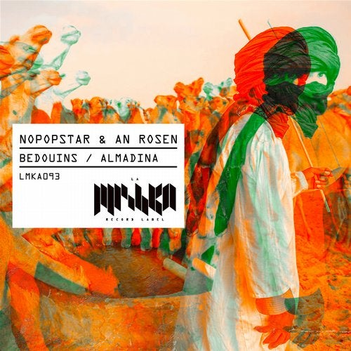 Nopopstar & An Rosen - Almadina; Bedouins (Original Mix's) [2020]