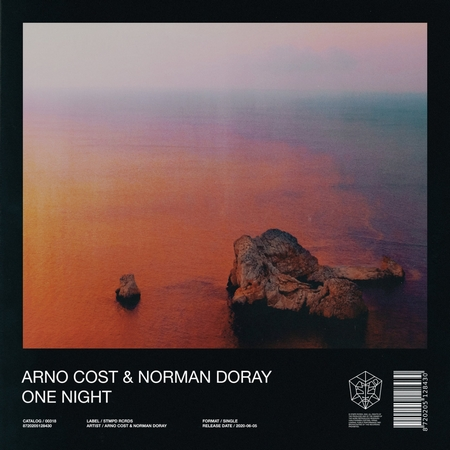 Arno Cost & Norman Doray - One Night (Extended Mix) [2020]