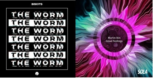 Biscits - The Worm; Martin Ikin - Good Feelings (Original Mix's) [2020]