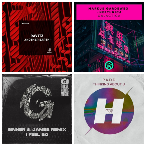 Hrdy - I Feel So (Sinner & James Remix); Markus Gardeweg, Neptunica - Galactica (Extended Mix); P.a.d.d - Thinking About U (Extended Mix); Ravitz - Another Earth (Original Mix) [2020]