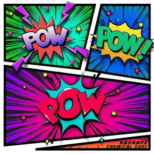 Kaskade & Chemical Surf - Pow Pow Pow (Extended Mix) [2020]