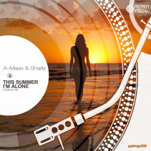 A-Mase feat. Sharliz - This Summer I'm Alone (Radio; Original; Dub Mix's) [2020]