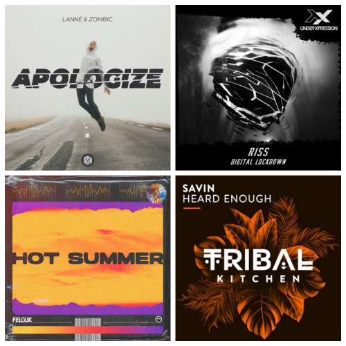 Felguk - Hot Summer (Extended Mix); Lanne & Zombic - Apologize (Extended Mix); Riss feat. Thayana Valle - Play The Game (Original Mix); Savin - Heard Enough (Original Mix) [2020]