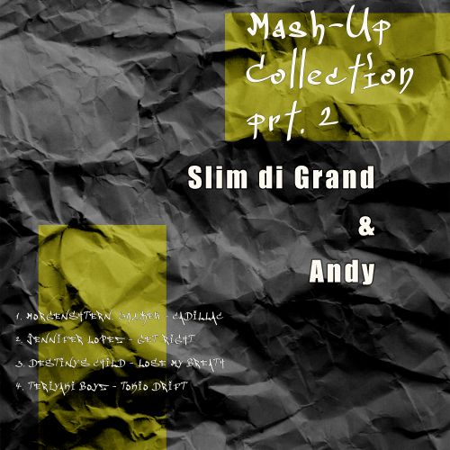 Slim Di Grand & Andy Mash-Up Collection Prt.2 [2020]