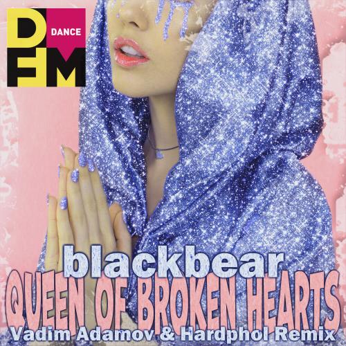 Blackbear - Queen of Broken Hearts (Vadim Adamov & Hardphol Remix) [2020]