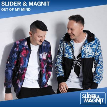 Slider & Magnit - Out Of My Mind (Extended Mix) [2020]