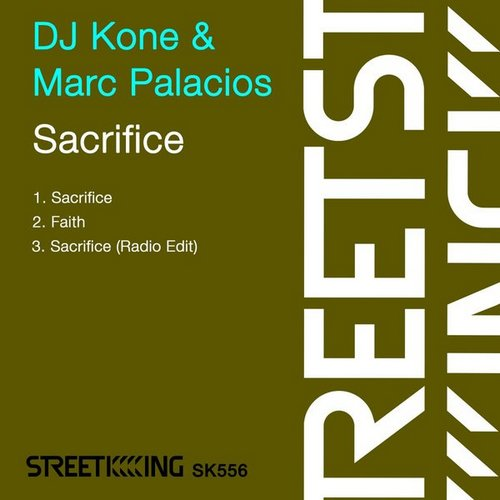 Dj Kone & Marc Palacios - Faith; Sacrifice (Original Mix's; Radio Edit) [2020]