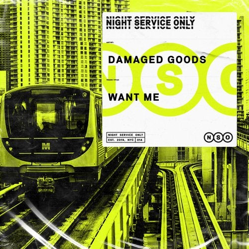 Damaged Goods - Want Me (Extended Mix) [2020]