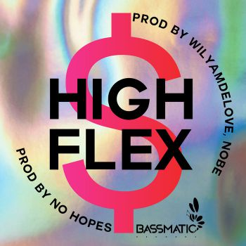 High Flex - Double Cola; Wet Grapefruit (Extended Mix's) [2020]