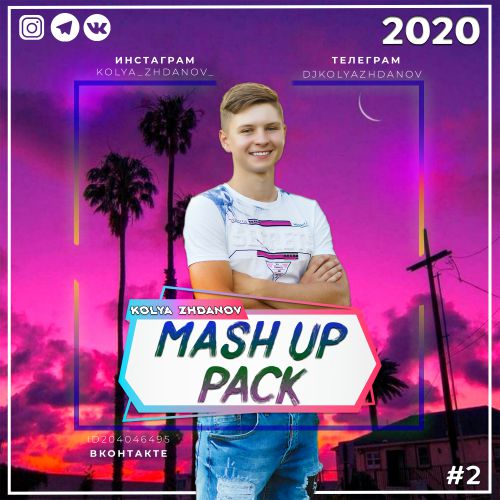 Kolya Zhdanov - Mash Up Pack #02 [2020]