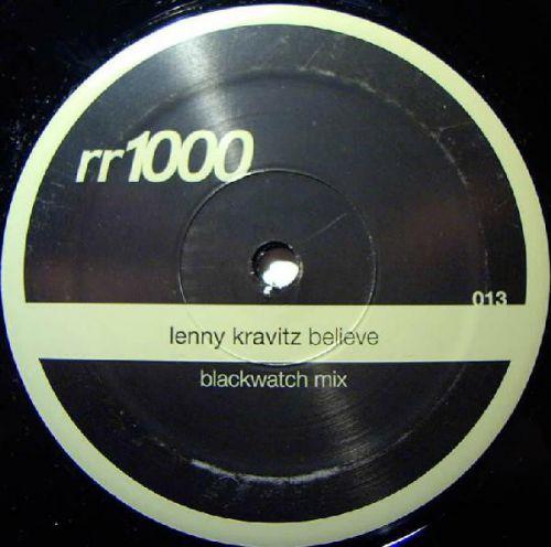 Lenny Kravitz - Believe In Me (Blackwatch Mix) [2004]
