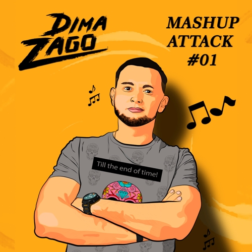 Dima Zago - Mashup Attack #01 [2020]
