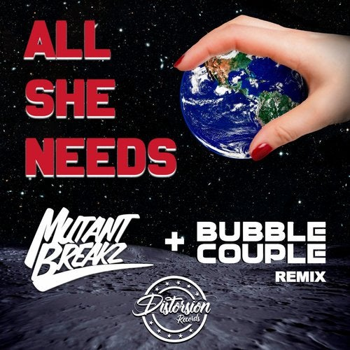 Mutantbreakz - All She Needs (Original Mix; Bubble Couple Remix's) [2020]