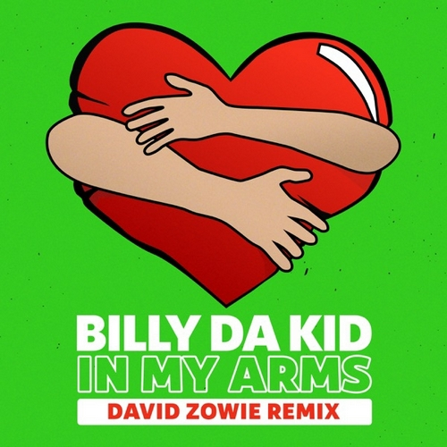 Billy Da Kid - In My Arms (David Zowie Extended Remix); Blr - Colibrí (Extended Mix) [2020]