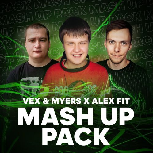 Vex & Myers x Alex Fit - Mash Up Pack [2020]