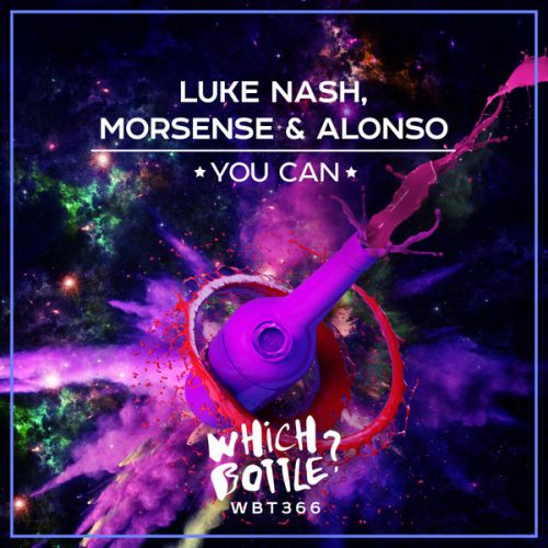 Luke Nash, Morsense & Alonso - You Can (Radio Edit; Club Mix) [2020]