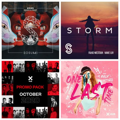 Falko Niestolik - Make Luv (Extended Mix); Keiks - Dance All Night (Original Mix); The Olivers - Side (Extended Mix); The Otherz, Ralk, Vitorio - One Last Time (Extended Mix) [2020]