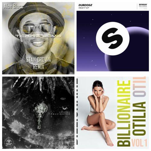 Aloe Blacc - Ticking Bomb (Stan Crown Remix); Dubdogz feat Gustavo Mota, Evoxx - Special Vibe (Extended Mix); Otilia - Diamante (Cuneyt Z Remix); Rasster - Alligator (Original Mix) [2020]