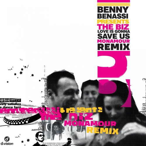 Benny Benassi - Love Is Gonna Save Us (Monamour Remix) [2020]