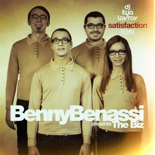 Benny Benassi - Satisfaction (DJ Ilya Lavrov) [2005]
