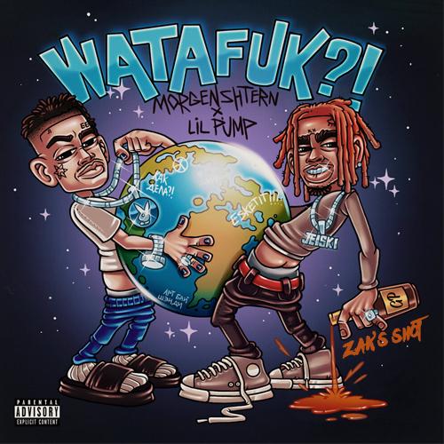 Morgenstern & Lil Pump x Alex Grafton - Watafuk (Zak's Shot) [2020]