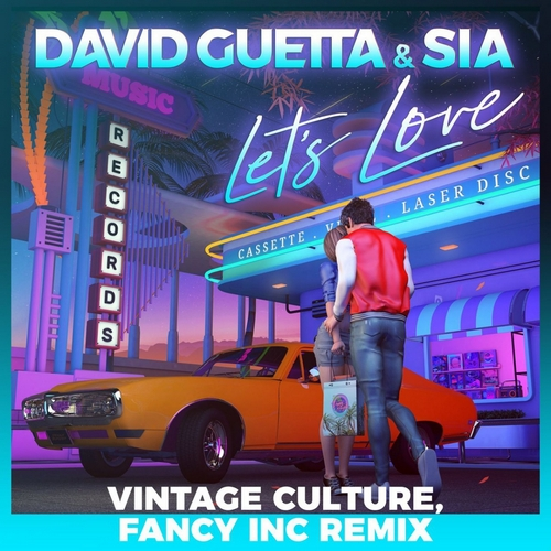 David Guetta feat. Sia - Let's Love (Vintage Culture & Fancy Inc Extended Remix); Gattuso & Disco Killerz - I'll Be The One (DubVision Extended Remix) [2020]