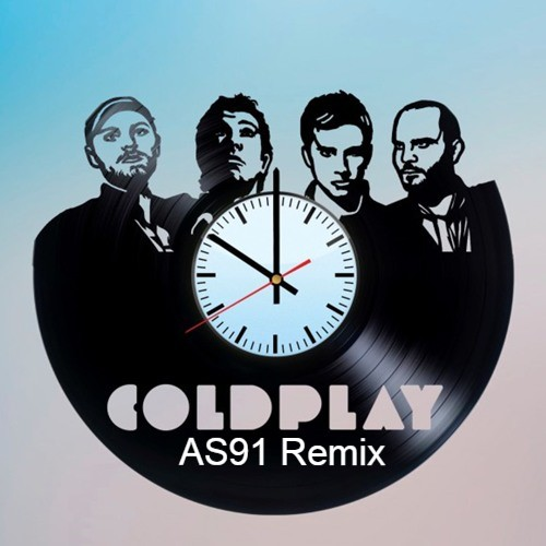 Coldplay - Clocks (AS91 Remix) [2020]