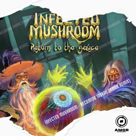 Infected Mushroom - Becoming Insane (Amor Remix) [2020]