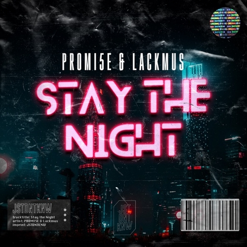 Moksi feat. RayRay - Pump It Up; Promi5e & Lackmus - Stay The Night (Extended Mix's) [2021]