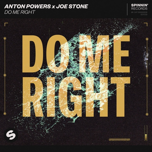 Anton Powers & Joe Stone - Do Me Right (Extended Mix) [2021]