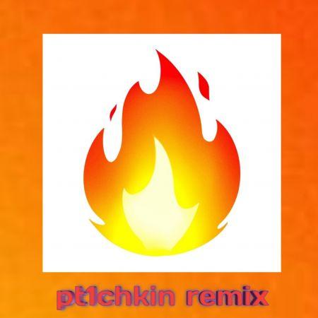 Slava Marlow - Ты горишь как огонь (Pt1chkin Remix) [2021]