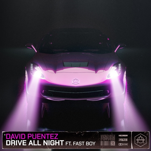 David Puentez feat. Fast Boy - Drive All Night (Extended Mix) [2021]